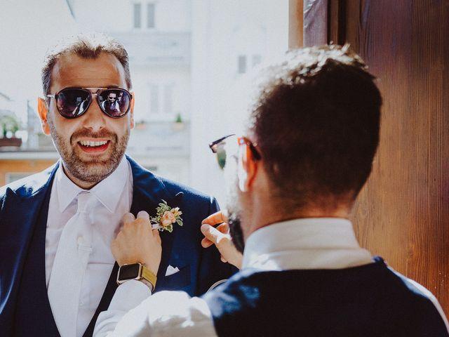 Il matrimonio di Enrico e Michela a Cingoli, Macerata 18