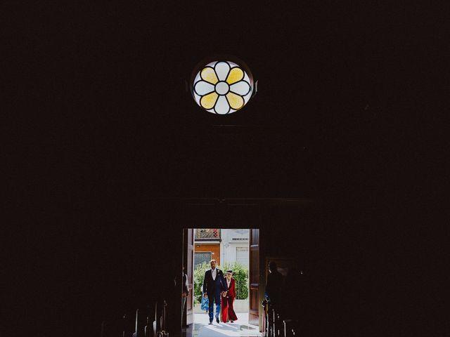 Il matrimonio di Enrico e Michela a Cingoli, Macerata 20