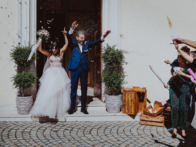 Il matrimonio di Enrico e Michela a Cingoli, Macerata 25