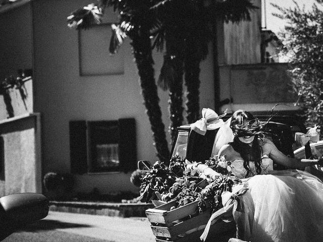 Il matrimonio di Enrico e Michela a Cingoli, Macerata 26