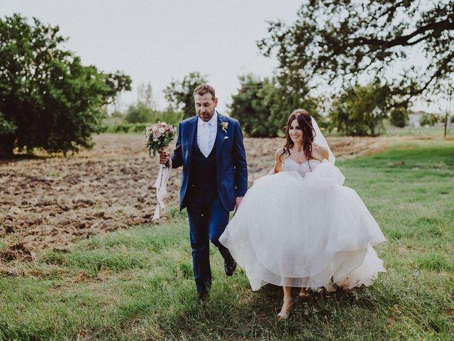 Il matrimonio di Enrico e Michela a Cingoli, Macerata 27