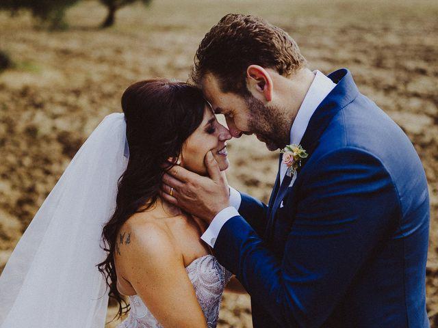 Il matrimonio di Enrico e Michela a Cingoli, Macerata 28