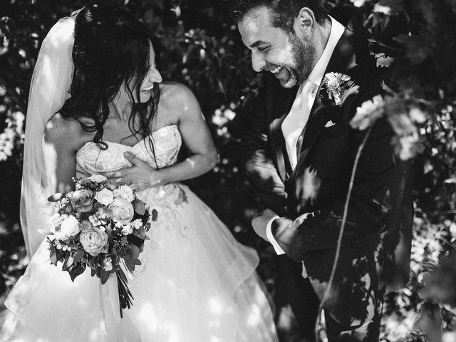 Il matrimonio di Enrico e Michela a Cingoli, Macerata 30