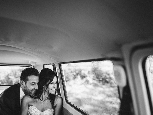Il matrimonio di Enrico e Michela a Cingoli, Macerata 1