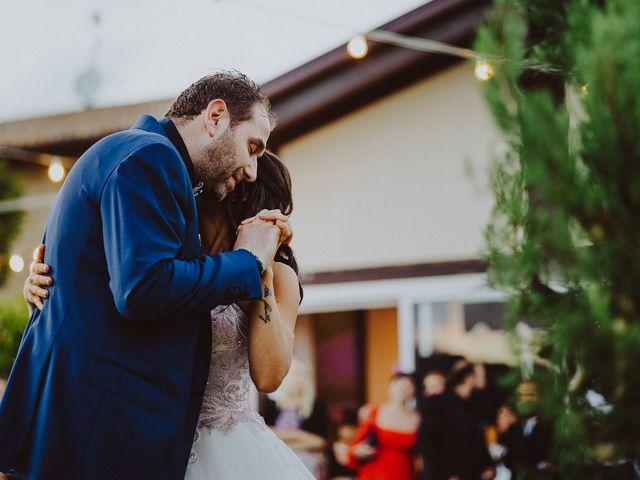 Il matrimonio di Enrico e Michela a Cingoli, Macerata 44