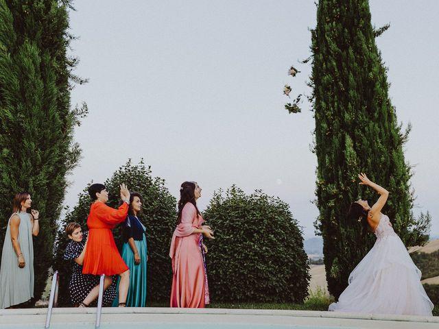 Il matrimonio di Enrico e Michela a Cingoli, Macerata 45
