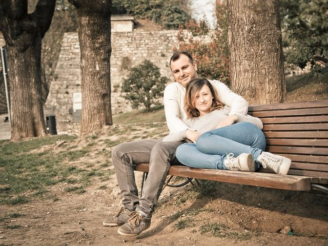 Il matrimonio di Luca e Jennifer a Rudiano, Brescia 4