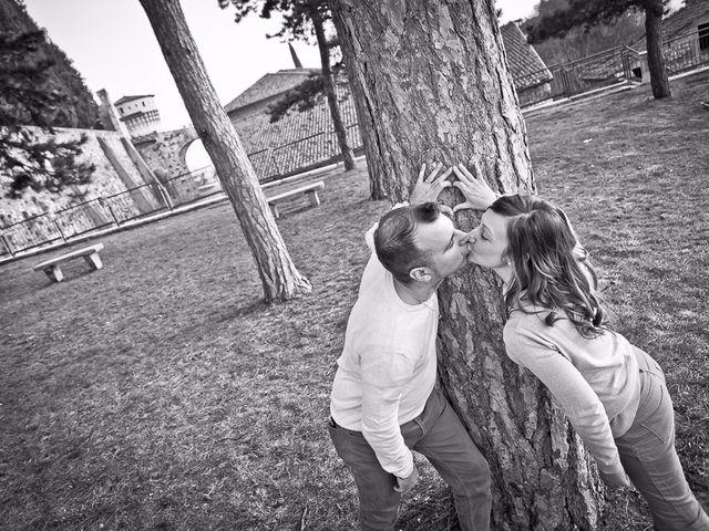 Il matrimonio di Luca e Jennifer a Rudiano, Brescia 5
