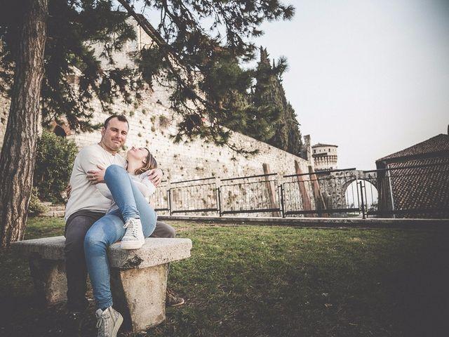 Il matrimonio di Luca e Jennifer a Rudiano, Brescia 13