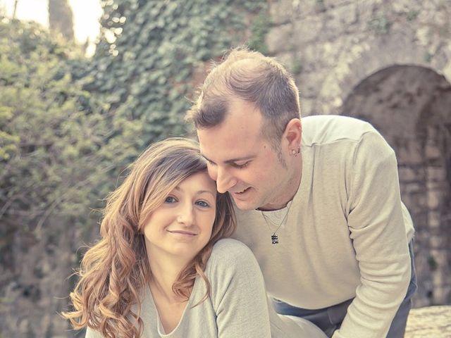 Il matrimonio di Luca e Jennifer a Rudiano, Brescia 14