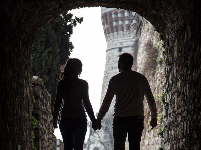 Il matrimonio di Luca e Jennifer a Rudiano, Brescia 17