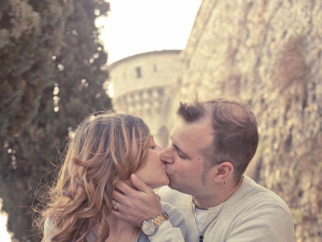 Il matrimonio di Luca e Jennifer a Rudiano, Brescia 19