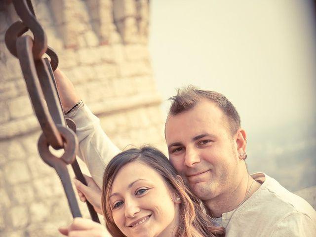 Il matrimonio di Luca e Jennifer a Rudiano, Brescia 20