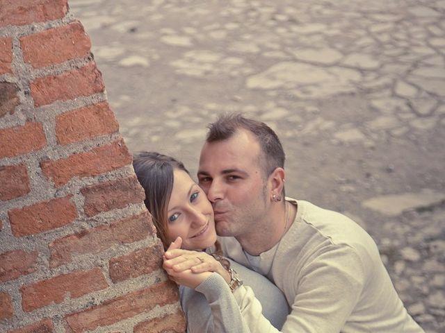 Il matrimonio di Luca e Jennifer a Rudiano, Brescia 21