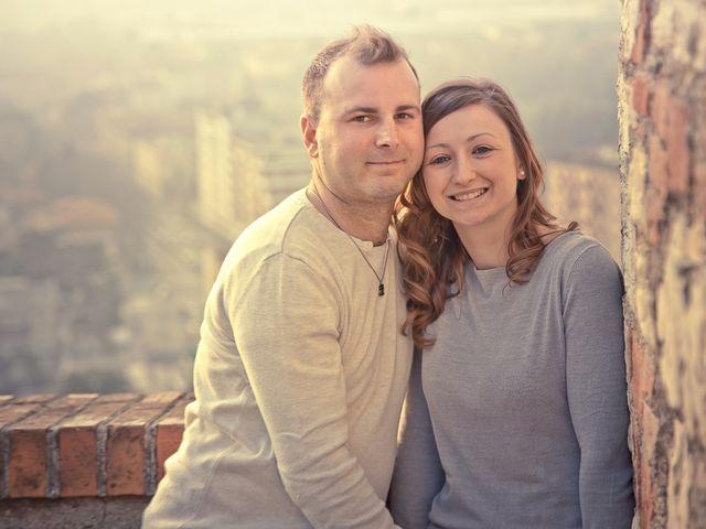 Il matrimonio di Luca e Jennifer a Rudiano, Brescia 22