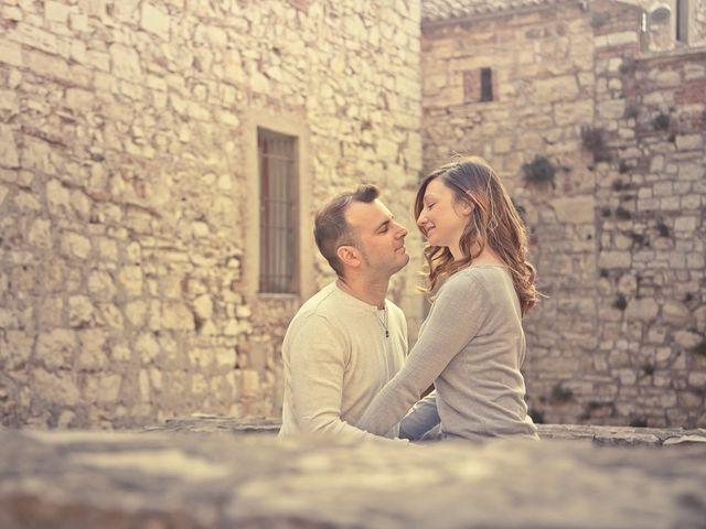 Il matrimonio di Luca e Jennifer a Rudiano, Brescia 23