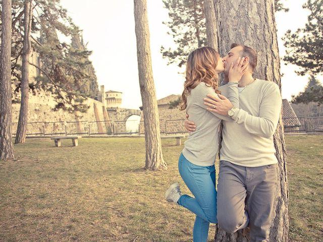 Il matrimonio di Luca e Jennifer a Rudiano, Brescia 24