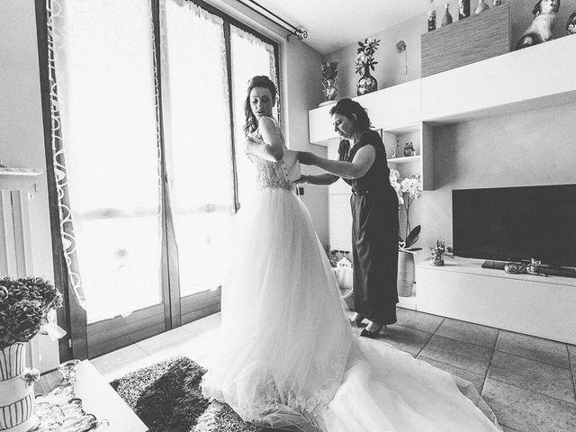 Il matrimonio di Luca e Jennifer a Rudiano, Brescia 30