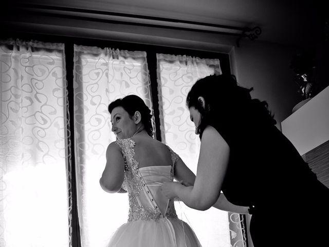 Il matrimonio di Luca e Jennifer a Rudiano, Brescia 35