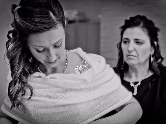 Il matrimonio di Luca e Jennifer a Rudiano, Brescia 43