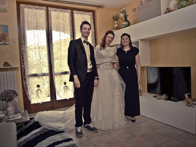 Il matrimonio di Luca e Jennifer a Rudiano, Brescia 46