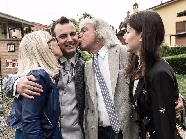 Il matrimonio di Luca e Jennifer a Rudiano, Brescia 62