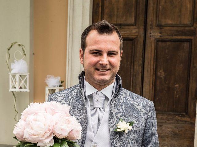 Il matrimonio di Luca e Jennifer a Rudiano, Brescia 64