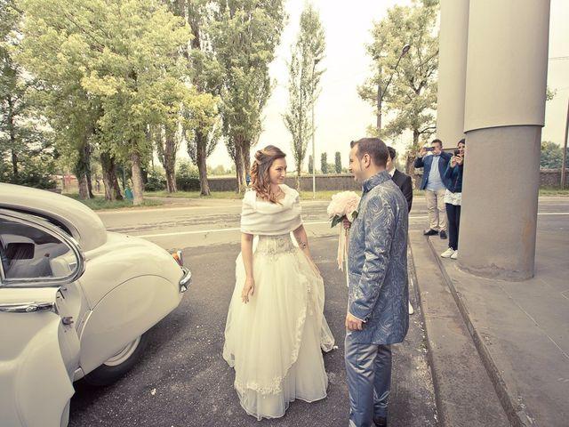 Il matrimonio di Luca e Jennifer a Rudiano, Brescia 67
