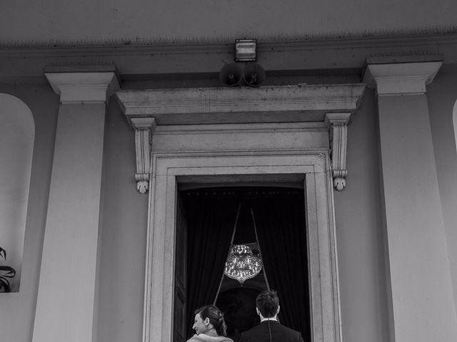 Il matrimonio di Luca e Jennifer a Rudiano, Brescia 69