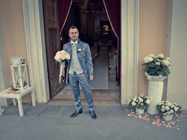 Il matrimonio di Luca e Jennifer a Rudiano, Brescia 71
