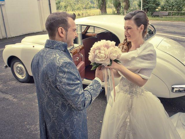 Il matrimonio di Luca e Jennifer a Rudiano, Brescia 75