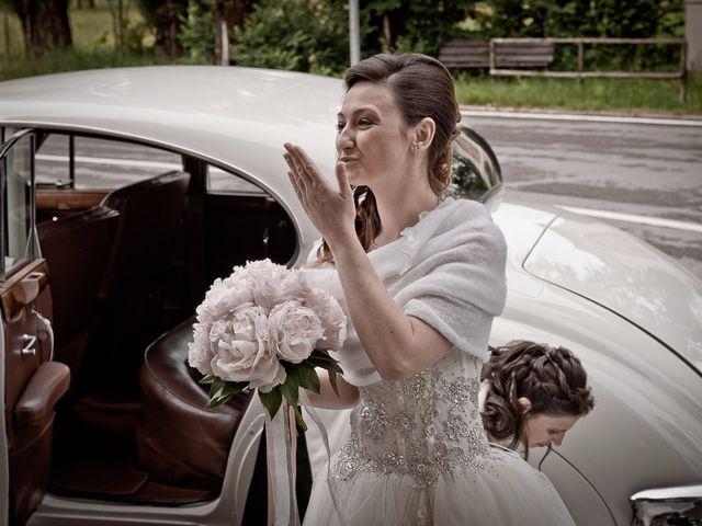Il matrimonio di Luca e Jennifer a Rudiano, Brescia 76