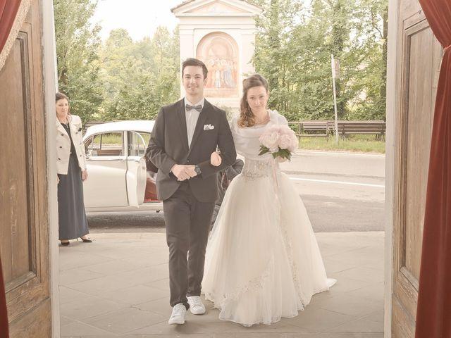 Il matrimonio di Luca e Jennifer a Rudiano, Brescia 77