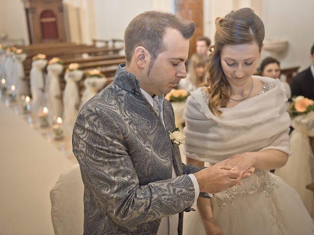 Il matrimonio di Luca e Jennifer a Rudiano, Brescia 80