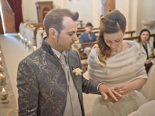 Il matrimonio di Luca e Jennifer a Rudiano, Brescia 81