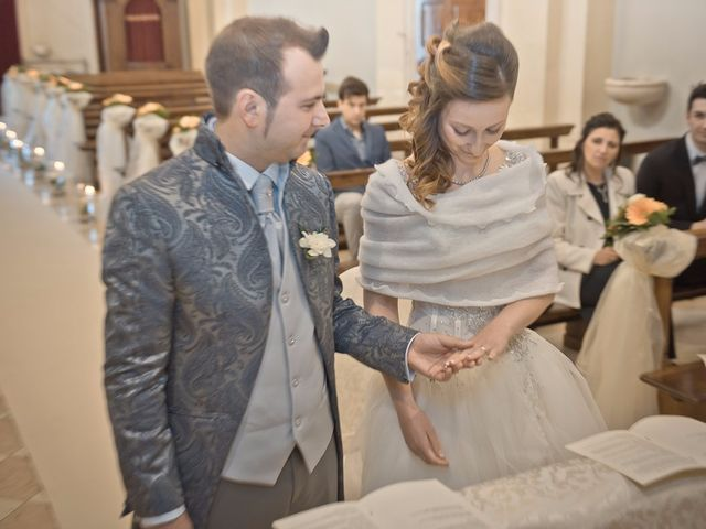 Il matrimonio di Luca e Jennifer a Rudiano, Brescia 82