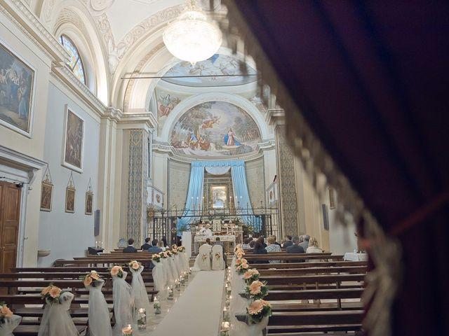 Il matrimonio di Luca e Jennifer a Rudiano, Brescia 83