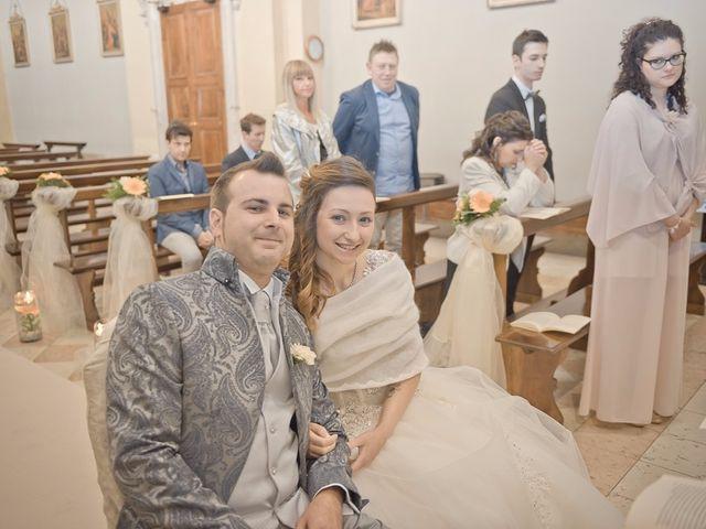 Il matrimonio di Luca e Jennifer a Rudiano, Brescia 84