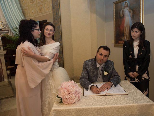 Il matrimonio di Luca e Jennifer a Rudiano, Brescia 85