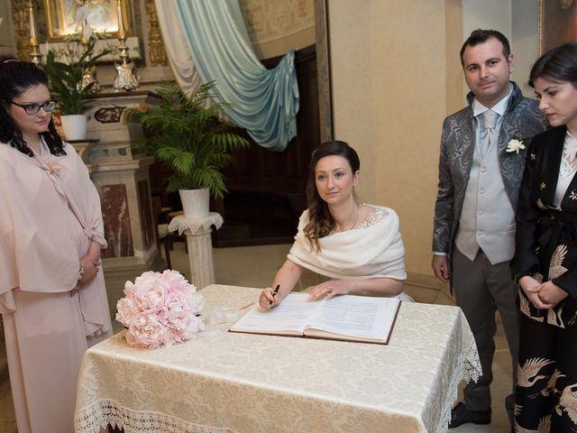 Il matrimonio di Luca e Jennifer a Rudiano, Brescia 86