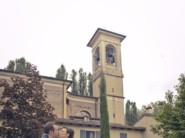 Il matrimonio di Luca e Jennifer a Rudiano, Brescia 90