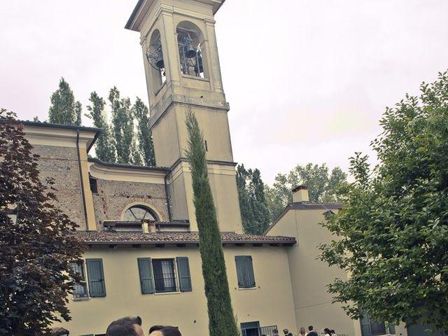 Il matrimonio di Luca e Jennifer a Rudiano, Brescia 91