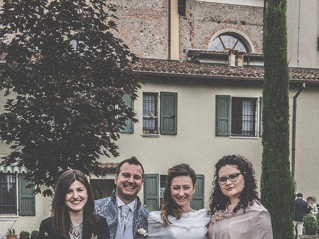 Il matrimonio di Luca e Jennifer a Rudiano, Brescia 92