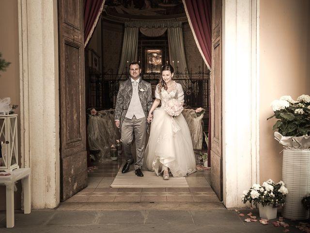 Il matrimonio di Luca e Jennifer a Rudiano, Brescia 94