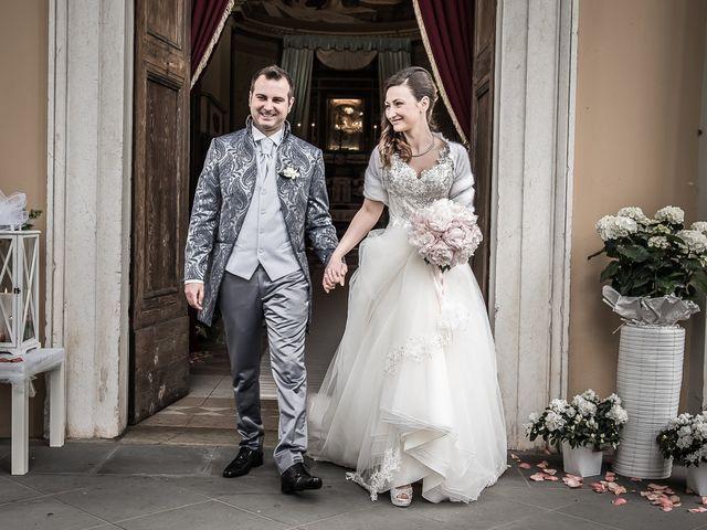 Il matrimonio di Luca e Jennifer a Rudiano, Brescia 95