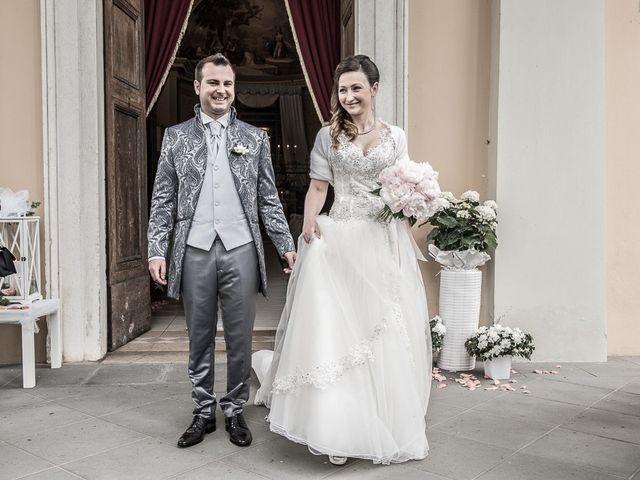 Il matrimonio di Luca e Jennifer a Rudiano, Brescia 96
