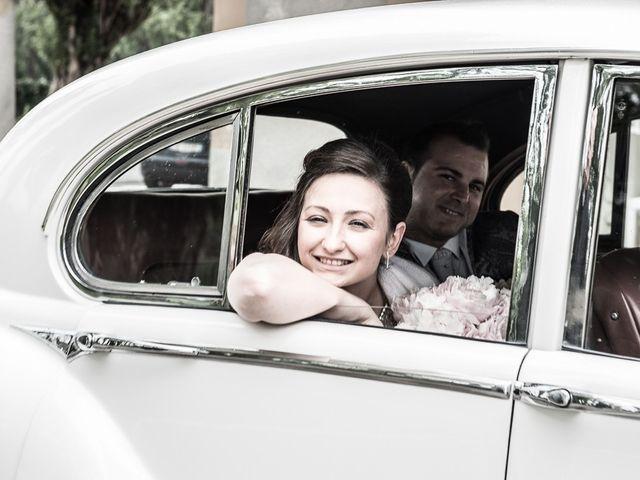 Il matrimonio di Luca e Jennifer a Rudiano, Brescia 100