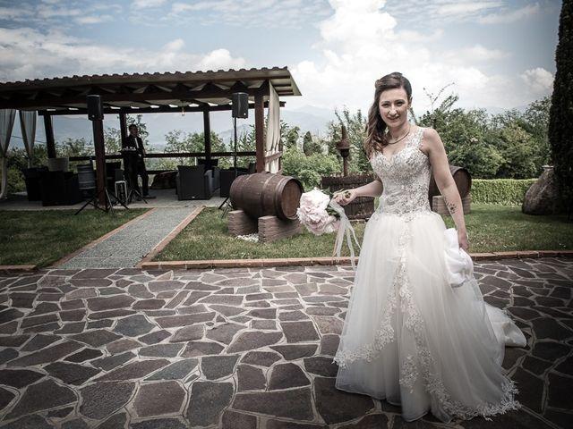 Il matrimonio di Luca e Jennifer a Rudiano, Brescia 101