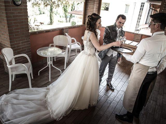 Il matrimonio di Luca e Jennifer a Rudiano, Brescia 102