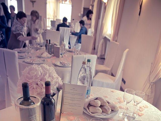 Il matrimonio di Luca e Jennifer a Rudiano, Brescia 107